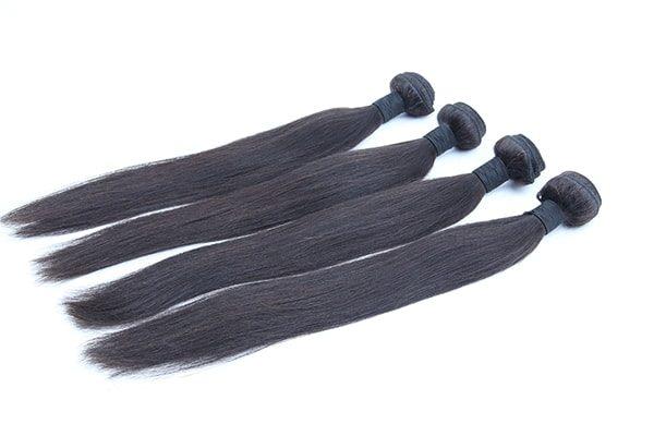 Dazzling Dolls Hair Collection Brazilian Straight Dark