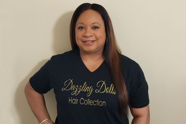 Dazzling Dolls Hair Collection t-shirt-2